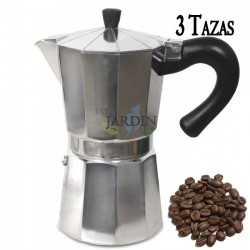 3 cups classic induction coffee maker