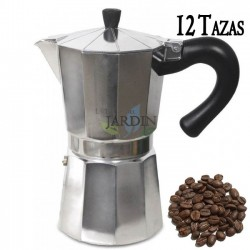 Classic 12-cup induction coffee maker