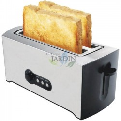Bread toaster 1600W 2 slices