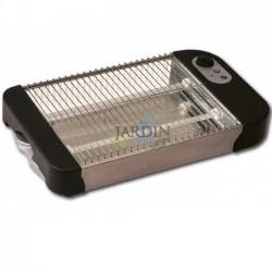 Flat bread toaster 600W 25x20 cm