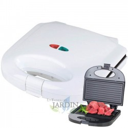 Sandwichera grill 750W