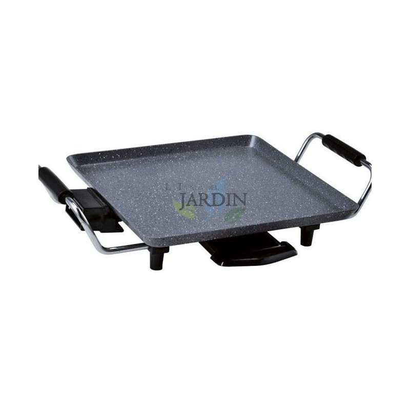 Grilling plate 1500W 28x28 cm