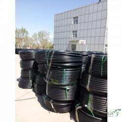 Agricultural pipe 25mm 6 bar 100mt black