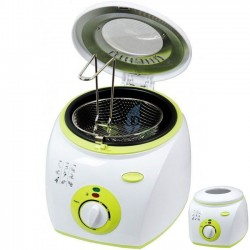 Electric deep fryer 1300W 2 liters