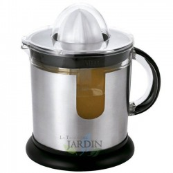 Juice squeezer electric stainless 40W 1.2 Liters