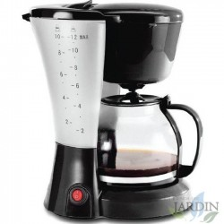 Electric coffee maker 1.2 liters 10-12 cups