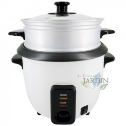 Electric rice cooker 700W 1.8 liters, 7-8 servings