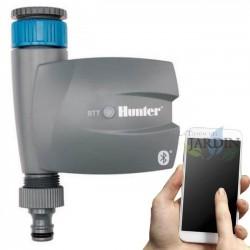 Programador de riego de grifo controlado por Bluetooth Hunter