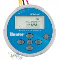 Programador de riego a pilas NODE100 Hunter