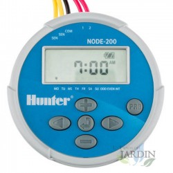 Programador de riego a pilas NODE200 Hunter