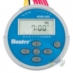 NODE600 Hunter battery operated irrigation programmer