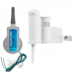 Wireless Solar Sync Hunter Sensor, Auto Adjust by Day