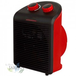 Termoventilador portátil calor 1000-2000W