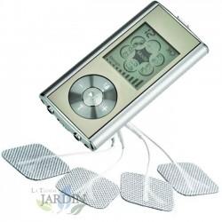 Tens electro-stimulation massager 4 electrodes, 6 programs