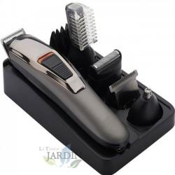 Recortadora de pelo y barba de precisión inalámbrico