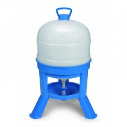 Drinking trough with legs for chickens and chickens 30 liters