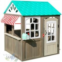 Coastal Cottage Playhouse