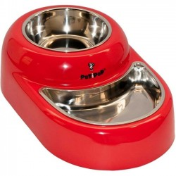380ml x2 Petipop painted stainless steel bowl