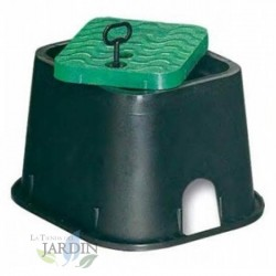 Small rectangular irrigation box 27x24x18 cm