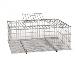 Bird transport cage 73x52x30 cm