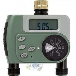 Buddy-II Orbit 2-station tap irrigation programmer