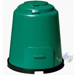 Compostadora fácil 280 litros 80x80x89 cm