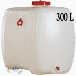 Barril de polietileno alimentario 300 litros para liquidos y bebidas