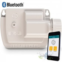 BL-IP4 Solem Bluetooth battery operated irrigation programmer, 4 irrigation stations
