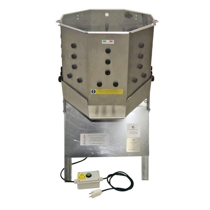 Desplumadora automática para aves PRISMA 155