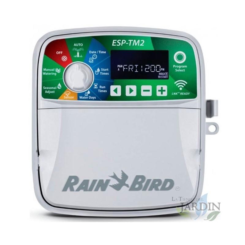 Programmer irrigation Rain Bird ESP-TM2 8 areas outside