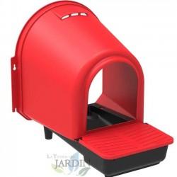 Ponedero poules à l'intérieur 46x37x45 cm, modèle confort