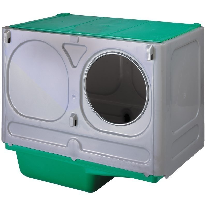 Nest Cage for rabbits 43x28x37 cm