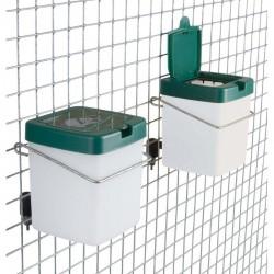 Schnullertrinker mit Flasche 0,5 Liter für Kaninchen