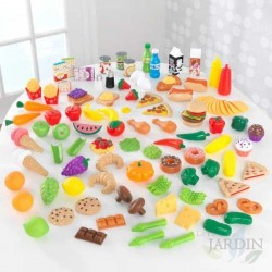 Deluxe toy food
