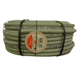 Tubo Corrugado Libre de Halógenos 20mm, bobina 100 metros