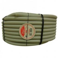 Tubo Corrugado Libre de Halógenos 25mm, bobina 100 metros