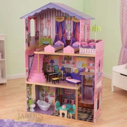 Doll house my dream wooden mansion