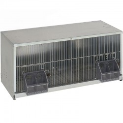 Pigeon cage 2 departments
