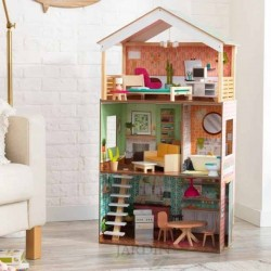 Casa de muñecas dottie
