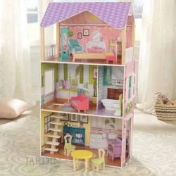 Poppy doll house
