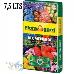 Sustrato Universal Premium Floragard 7,5 Litros