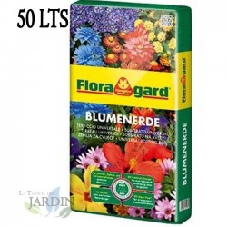 Sustrato Universal Premium Floragard 50 Litros