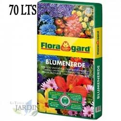 Sustrato Universal Premium Floragard 70 Litros