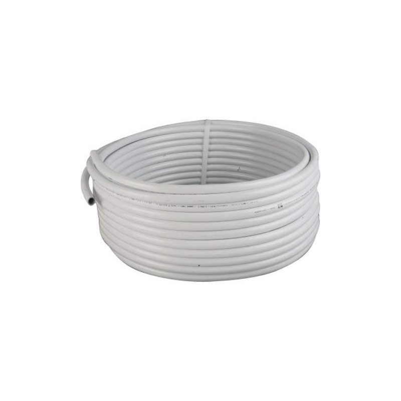 Multilayer pipe 16mm, thickness 2mm. Coil 25 meters