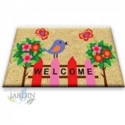 Doormat 40x60 cm welcome nature