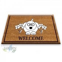 Doormat 40x60 cm welcome pet