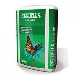 Abono fertilizante orgánico Fertiplus, 25 Kg
