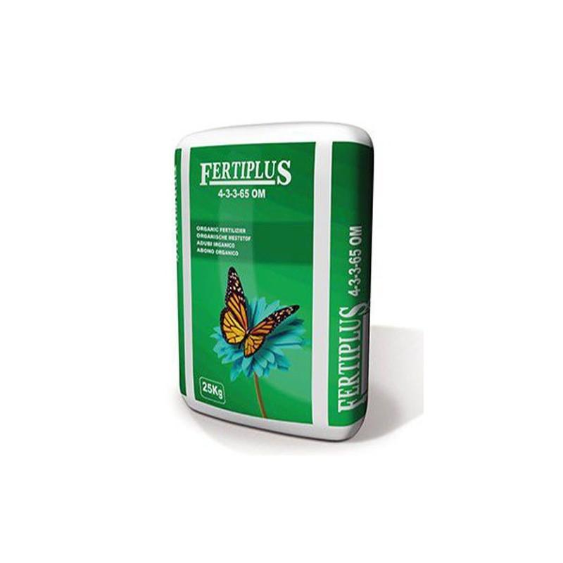 Fertiplus organic fertilizer, 25 Kg