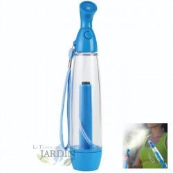 Sistema de refrescamiento por Nebulización manual. Reduce la temperatura 10ºC.