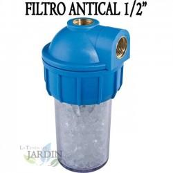 """Filtro Antical calentadores y calderas 1/2"""""""